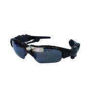 其他 韩国CASMELY  蓝牙眼镜 立体声听歌打电话司机必备 太阳镜墨镜 偏光眼镜 黄色