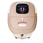 创悦 高端足浴盆八滚轮自动按摩数码大屏深桶足浴器 全自动洗脚盆 CY-8129