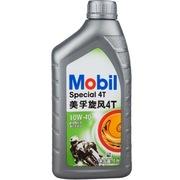 美孚 Mobil 旋风4T摩托车机油10W-40 1L