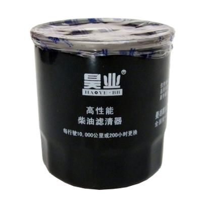 昊业 CX0706L 燃油滤 柴油滤清器 柴滤芯 CLQ-17A CX642产品图片2