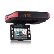 途美 G900行车记录仪高清夜视广角 电子狗测速一体机 普通款2.7寸屏 标配单镜头(无卡)带电子狗