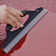 那卡 不伤车冬季随车必备汽车玻璃刮板 洗车刮水板刮雪板 软胶雪铲