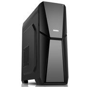 先马 雅典娜(黑) 游戏机箱(USB3.0/240mm水排/SSD/400mm长显卡/背线)