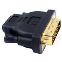 IT-CEO V7DV-2 DVI(24+5)公转HDMI母头转接头 HDMI转DVI双向转换头 DVI转接头产品图片主图