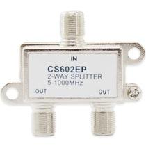 IT-CEO V7FP-1 高清闭路有线电视分配器/连接器/分支器/转换器插座 宽带有线/数字电视通用 一分二产品图片主图