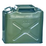 朗英隆 备用立式汽油油箱 柴油油桶 20L