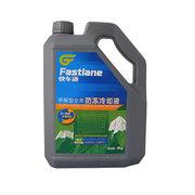 快车道(Fastlane) 汽车长效防冻液 冷却液水箱宝-25℃ 绿色4kg