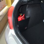 车翼 东风标致307改装专用后备箱储物箱整理箱收纳置物三厢两厢 307三厢左右一对