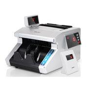 得力 33026 新国标银行专用B类点钞机 双屏显示 USB升级