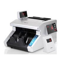 得力 33026 新国标银行专用B类点钞机 双屏显示 USB升级产品图片主图