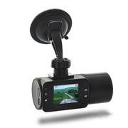 廘途 夜视汽车行驶记录仪 高清车载DVR 汽车黑匣子 可录像车载监控器 无内存