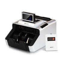 得力 3919 银行专用大气硬朗B类点钞机/验钞机 真人语音/USB升级/双驱动/双显示屏产品图片主图