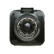 凯旭 170度超大广角1200万像素行车记录仪 1080P高清夜视迷你行驶录像记录仪 T200配16G专用高速卡
