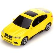 桑格 SG-5000C(黄色) 车模5000mAh移动电源 适用于苹果iPad、iPhone、三星S3、Note、华为、小米