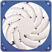 银欣 FW121 12CM风扇(完美优化的15mm薄扇+PWM/内附吸震垫片/高效能的系统散热/超.静.音)