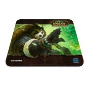 赛睿 QcK 鼠标垫 《魔兽世界》 熊猫人森林版