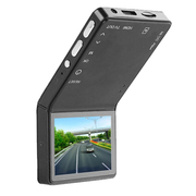 廘途 1080P高清夜视行车记录仪 汽车录像机 防碰瓷 安全驾驶 配32GB内存