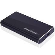 金胜 S300系列 128G USB3.0 MINI固态移动硬盘 (KSMN3128M)