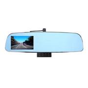 奥赛克 行车记录仪 后视镜式 车载超薄 全高清 蓝镜防眩高清500W像素大广角