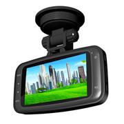 奥赛克 后视镜迷你行车记录仪 双镜头高清夜视广角 1080P循环录影 移动侦测功能 极致广角