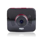活力男孩 车载行车记录仪1080P高清超强夜视 1200万像素 170超大广角 无缝录影 D-X01红黑色