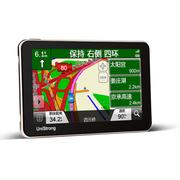 任我游 N718 GPS导航仪 FM发射 7英寸高清实景四维图新地图 可选配流动测速电子狗 8G卡