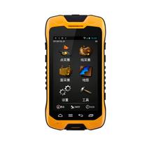集思宝 任我游A3 北斗 GPS 三防手机 户外手持GPS 数据采集 A3+32G卡+高清记录仪产品图片主图