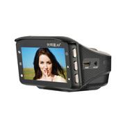 光明星 A8+ 行车记录仪电子狗测速一体机六合一 云狗 高端安全预警仪 A8+配16G内存卡