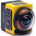 柯达 SP360 运动型摄像机 214度(垂直)--360度(水平)拍摄视角 WIFI操控 全高清摄像