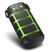 卡格尔(Cager) WP10 三防户外移动电源 激光笔 SOS求救 5200mAh 防水防尘抗震LED灯 绿色 IP67认证 充电宝