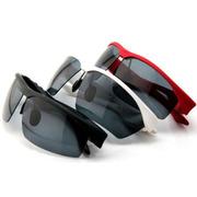 现代演绎 G300 蓝牙眼镜 司机必备 安全轻盈舒适 太阳镜墨镜 偏光眼镜 红色 官方标配送充电器