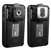 斯丹德 WFC-03 相机通用2.4G闪光灯引闪器(适用佳能、尼康、宾得等)无线快门线 触发器遥控器