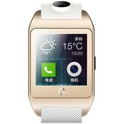 依斯卡 inWatch Z 独立通讯智能手表 智能手表手机 500万高清拍摄 金色表盘 白色表带