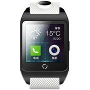 依斯卡 inWatch Z 独立通讯智能手表 智能手表手机 500万高清拍摄 黑色表盘 白色表带