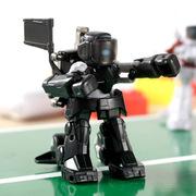 酷博 TAKARA TOMY体感遥控拳击机器人 格斗对战机器人 亲子互动儿童益智类玩具 送孩子 黑色