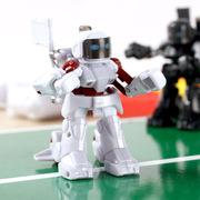 酷博 TAKARA TOMY体感遥控拳击机器人 格斗对战机器人 亲子互动儿童益智类玩具 送孩子 白色