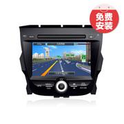 杰航(Jiehang) 名爵MG3导航MG5导航MG6导航专用车载DVD导航倒车影像行车记录仪一体机gps原装 名爵5 MG5 车载嵌入式DVD导航仪