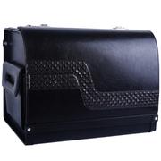 卡先生 汽车储物箱 车载收纳箱 后备箱置物箱 车用整理箱 旅行出差必备 英非尼迪系列 带英菲尼迪标