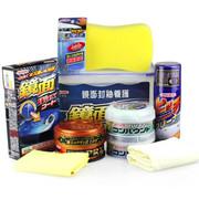 威臣(Willson) 日本 镜面封釉养护套装 原装进口 增光增艳 漆面光亮如新 深色车漆专用
