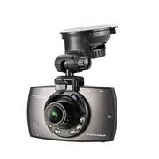 翊卡 1080p全高清广角行车记录仪 红外夜视 全新镜头技术 170度广角 灰色