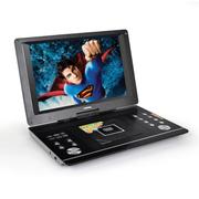 利视达 15.6英寸便携移动DVD影碟机高清分辨率屏幕电视机USB VGA HDMI显示器