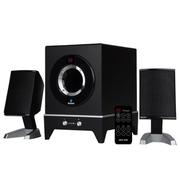 apphome A-999电脑音响无线蓝牙音箱低音炮 大功率有源2.1功放木质多媒体音箱