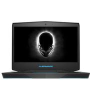 外星人 ALW14D-5728 14英寸游戏本(四核i7-4710MQ/16G/1T+80G SSD/GTX765M 2G独显/1080P/Win8.1/黑色)