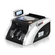 得力 92606 双马达驱动智能语音点钞机(带USB升级接口)