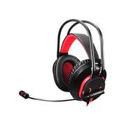 佳合 X500 黑红色发光版游戏耳麦