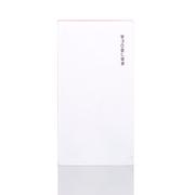 SENBOWE 偶遇移动电源 手机平板 充电宝通用 聚合物10000毫安双U输出充电宝 升级版西瓜红-素白