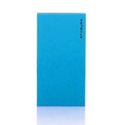 SENBOWE 偶遇移动电源 手机平板 充电宝通用 聚合物10000毫安双U输出充电宝 湖水蓝-黑