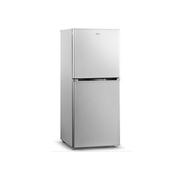 志高 BCD-113P2M 113升双门冰箱(银色)