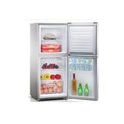 志高 BCD-139P2M 139升双门冰箱(银色)