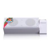 F.L 魔方4.0蓝牙音箱低音炮立体声 迷你无线蓝牙音响NFC自动配对提示运动防水 白色4.0魔方蓝牙音箱